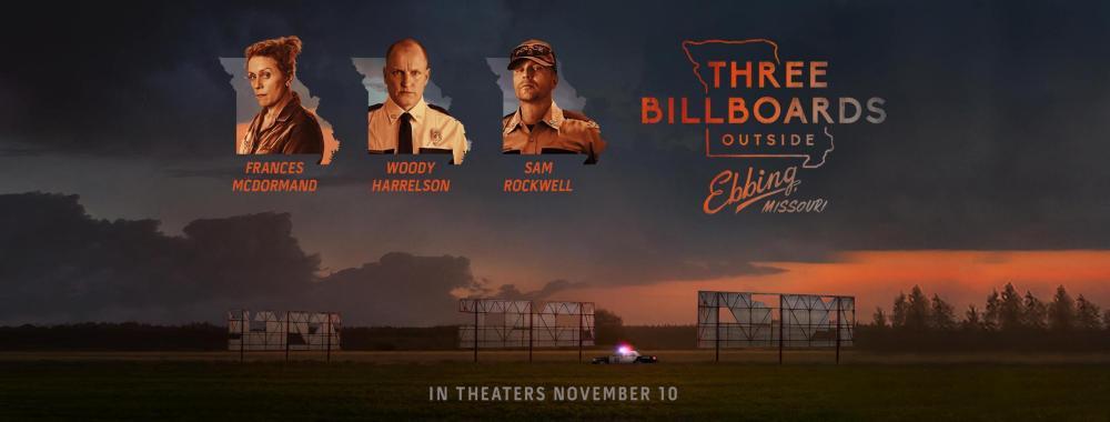 Three Billboards Review