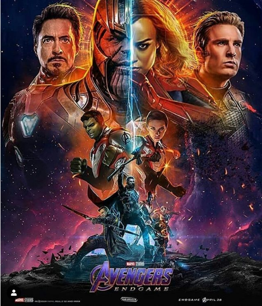 Avengers: Endgame Discussion
